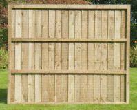 Wood Close Board Fences