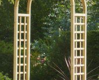 Wooden Arches and Pergolas