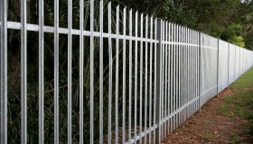 Commercial fences and gates