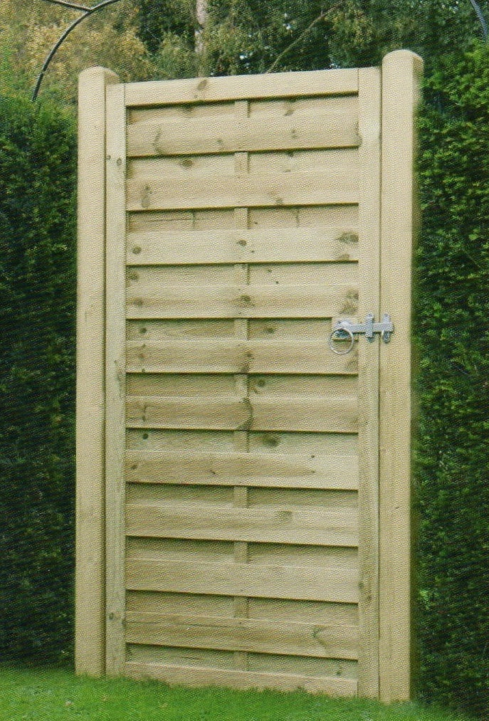 Wooden garden gates the norlap fencing company in hertford tel