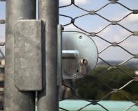 Galvanised Fences
