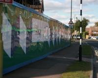 Site Hoarding Boards