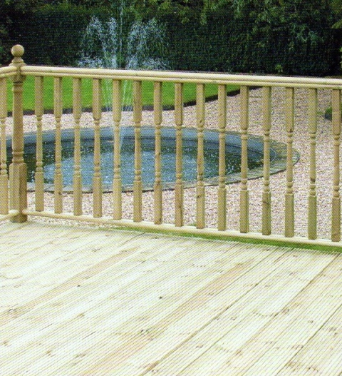 Wood Decking